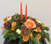 Thankful Harvest Oblong Centerpiece