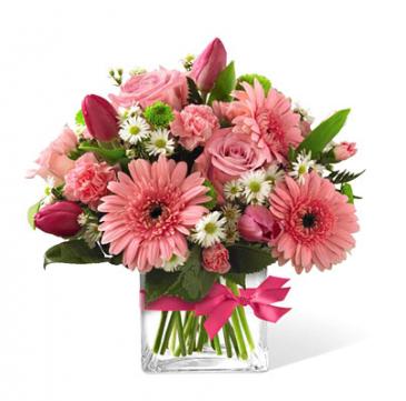 Thankful Heart Floral Arrangment