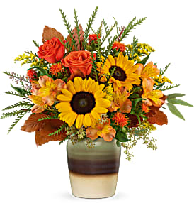Thankfully Yours Bouquet  in Highmore, SD | Amber Waves Floral & Gifts