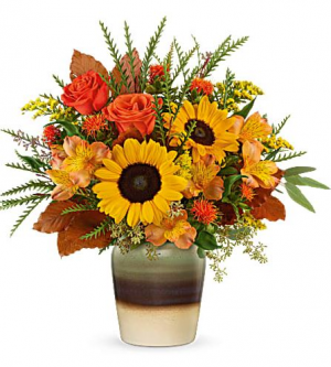 Thankfully Yours Bouquet  in Chesapeake, VA | Floral Creations
