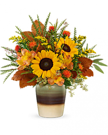 Thankfully Yours  vase