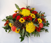 Thankfulness Centerpiece Tray