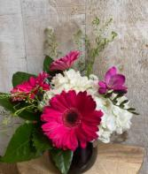Thanks a Bunch Keepsake Vase Arrangement