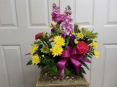 Thanks and a cheer for you bouquet!!  all occassion