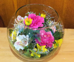 Thanks for All You Do II Fresh Flower Arrangement in Peru, NY | APPLE BLOSSOM FLORIST