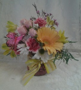 Thanks Mom Arrangement in Athens, AL | ATHENS FLORIST & GIFTS, INC.