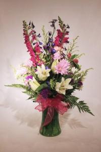 Garden Romance Vased