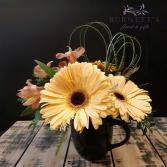 Thanks To Our Front line Vase Arrangement