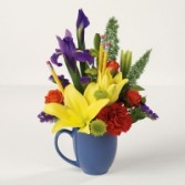 Thanks to you mixed bouquet