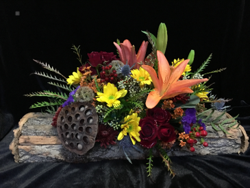 Thanksgiving Beauty Fall Flowers