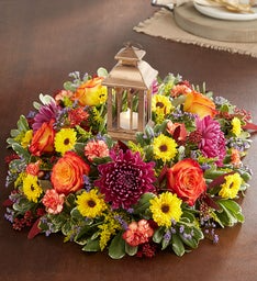 Thanksgiving Centerpiece  in Winter Park, FL | ROSEMARY'S FLORAL & EVENTS