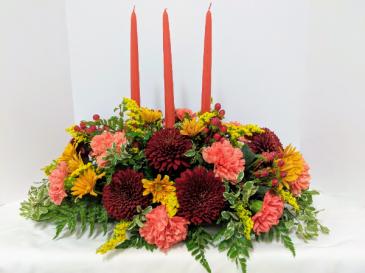 Thanksgiving Dreams Table Centerpiece