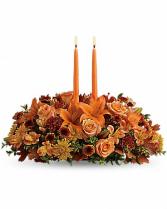 Thanksgiving Feast Centerpiece