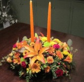 Fall Feast Centerpiece  Inspirations original design