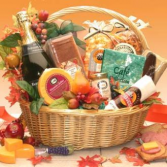 Thanksgiving Gourmet Basket