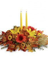 Thanksgiving is Here! Centerpiece