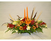 THANKSGIVING JAF CENTERPIECE