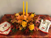 Thanksgiving Lilies