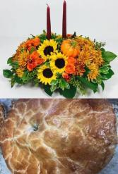 Apple Pie & Centerpiece Thanksgiving Special