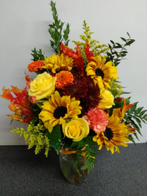 THANKSGIVING SPECIAL NO 1 FALL ARRANGEMENT in Norwalk, CA | NORWALK FLORIST