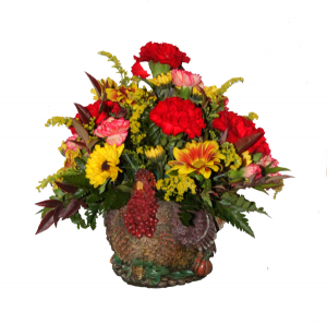 THANKSGIVING SPECIAL Order early....container supplies are limited! in Penn Yan, NY | Garden of Life Flowers