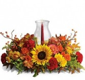 ThanksGiving Traditions Centerpiece