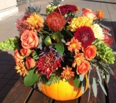 Thanksgiving Wedding Centerpieces
