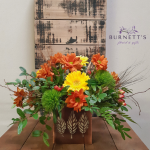 Thanksgiving workshop  November 10-2019 DESIGN YOUR OWN in Kelowna, BC | Burnett's Florist