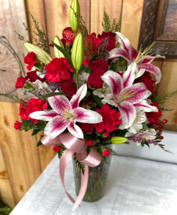 That's Amore Bouquet
