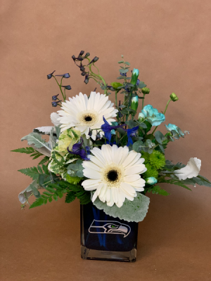 The 12th Man Bouquet in Moses Lake, WA | FLORAL OCCASIONS