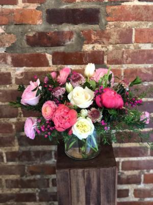The Abbie Arrangement  in Nashville, TN   BLOOM FLOWERS & GIFTS