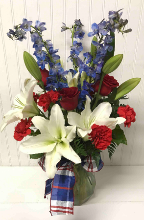 The All American   in Easton, MD | ROBINS NEST FLORAL AND GARDEN CENTER