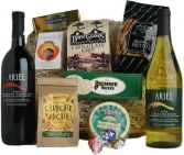 THE ARIEL ROYAL TREATMENT NON-ALCOHOLIC GIFT BASKET