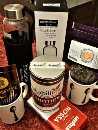 THE BARISTA Coffee, Tea, Hot cocoa, take w/ travel bottle, 2 mugs
