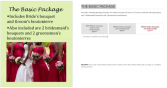 The Basic Package Wedding