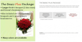 The Basic Plus Package Wedding