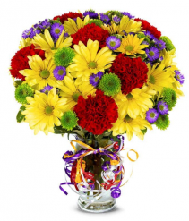 The Best Wishes Bouquet