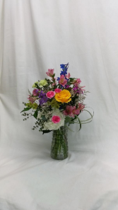 The Big Bouquet Vase