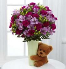 The Big Hug Bouquet - BH FTD Vase Bouquet