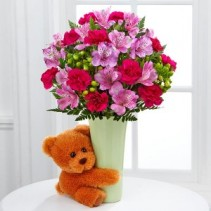 The Big Hug® Bouquet by FTD® Arrangment