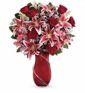 The Big Sexy Valentine bouquet