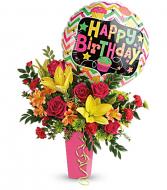 The Birthday Bash Bouquet PFD-E-185   (TBC04-1)