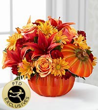 The Bountiful Bouquet