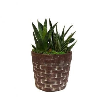 The Brick Mini Succulent Planter