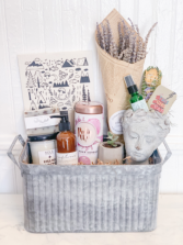 The Bridget Breakup  Basket