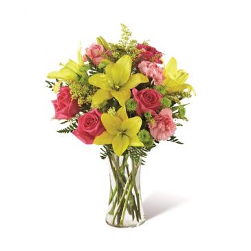 The Bright and Beautiful Bouquet PFD-E-165    (C6-5242)