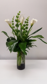 The Calla Lilly Centerpiece Wedding Centerpiece