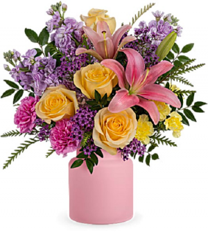 The Cheerful Gift Bouquet  in La Plata, MD | Potomac Floral Design Studio