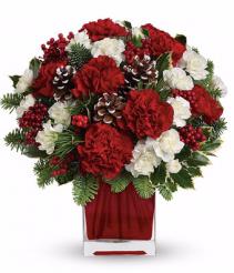 The Christmas Spirit Bouquet