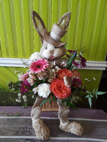 The Country Rabbit  Easter